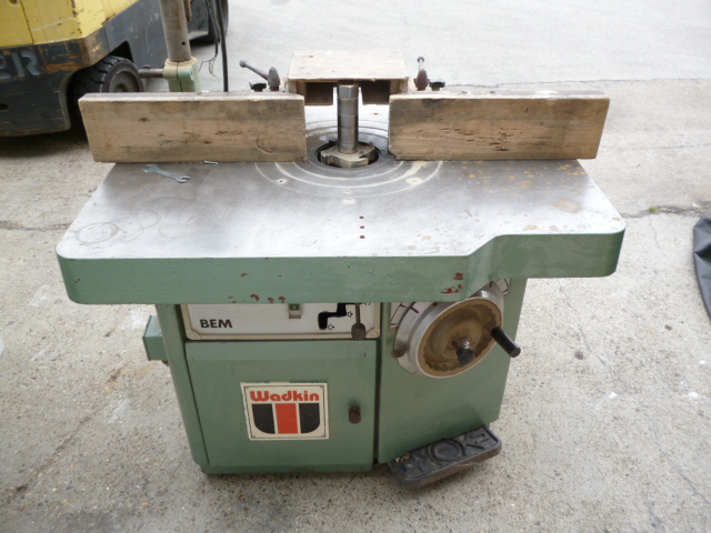 Used Spindle Moulders for Sale | Woodworking Machinery | Allwood