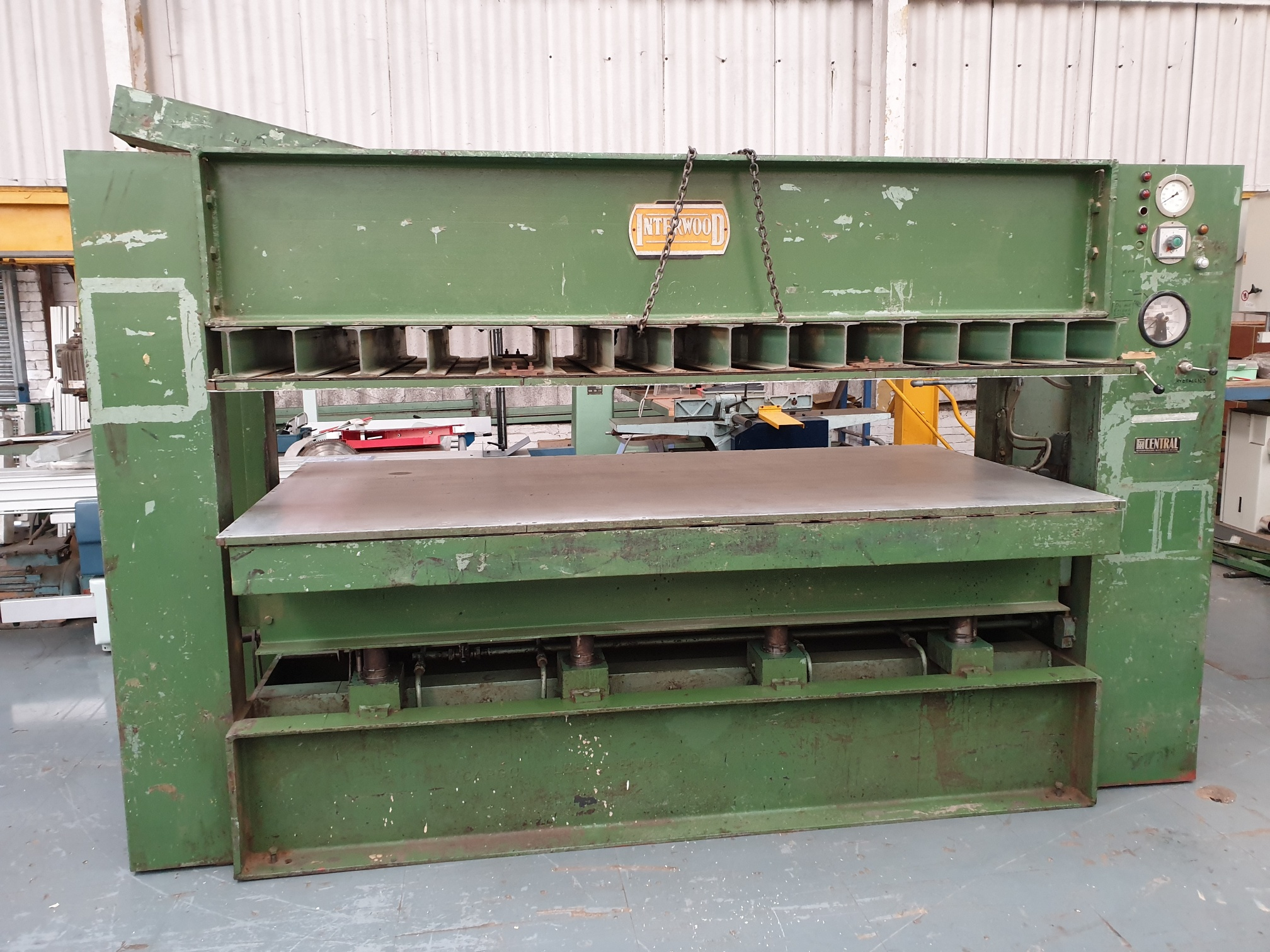 Interwood HEP Press