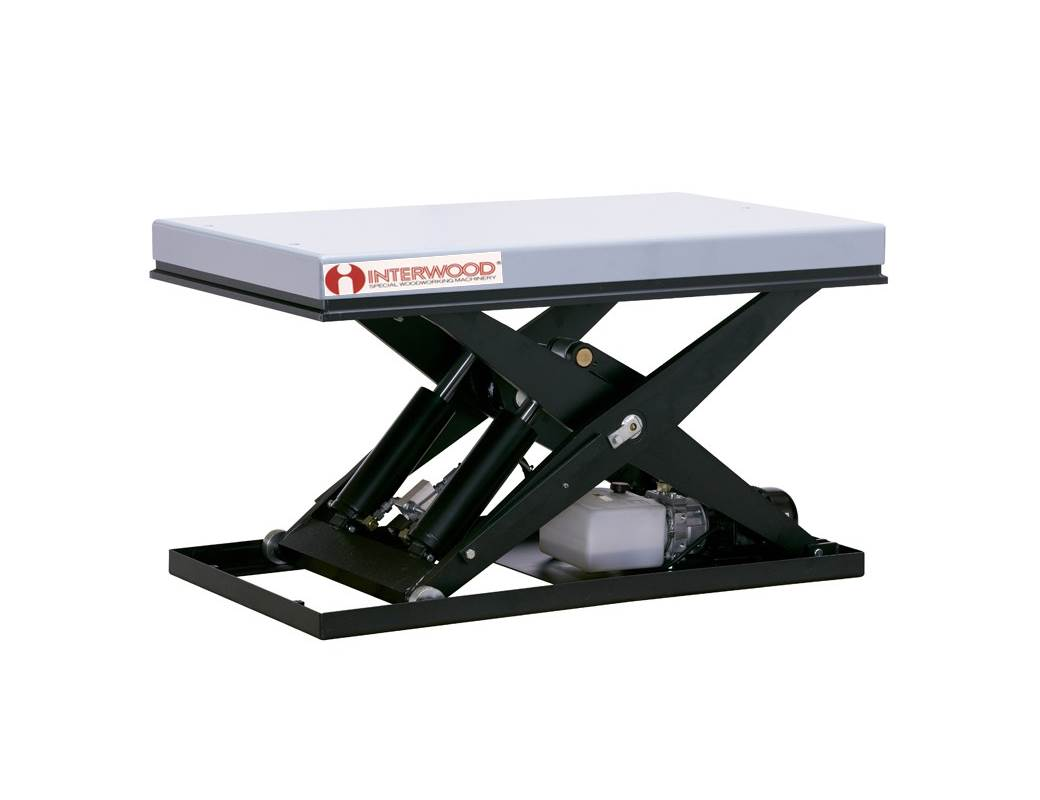 Scissor Lift Table model IL3000BS capacity 3000 Kg