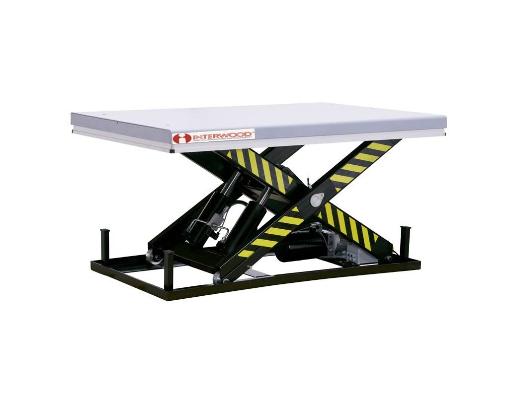 Scissor Lift Table model IL4000SB capacity 4000 Kg