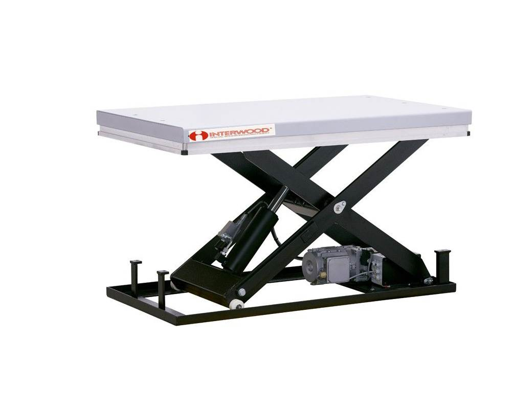 Scissor Lift Tables | Woodworking Machinery - Allwood Machinery