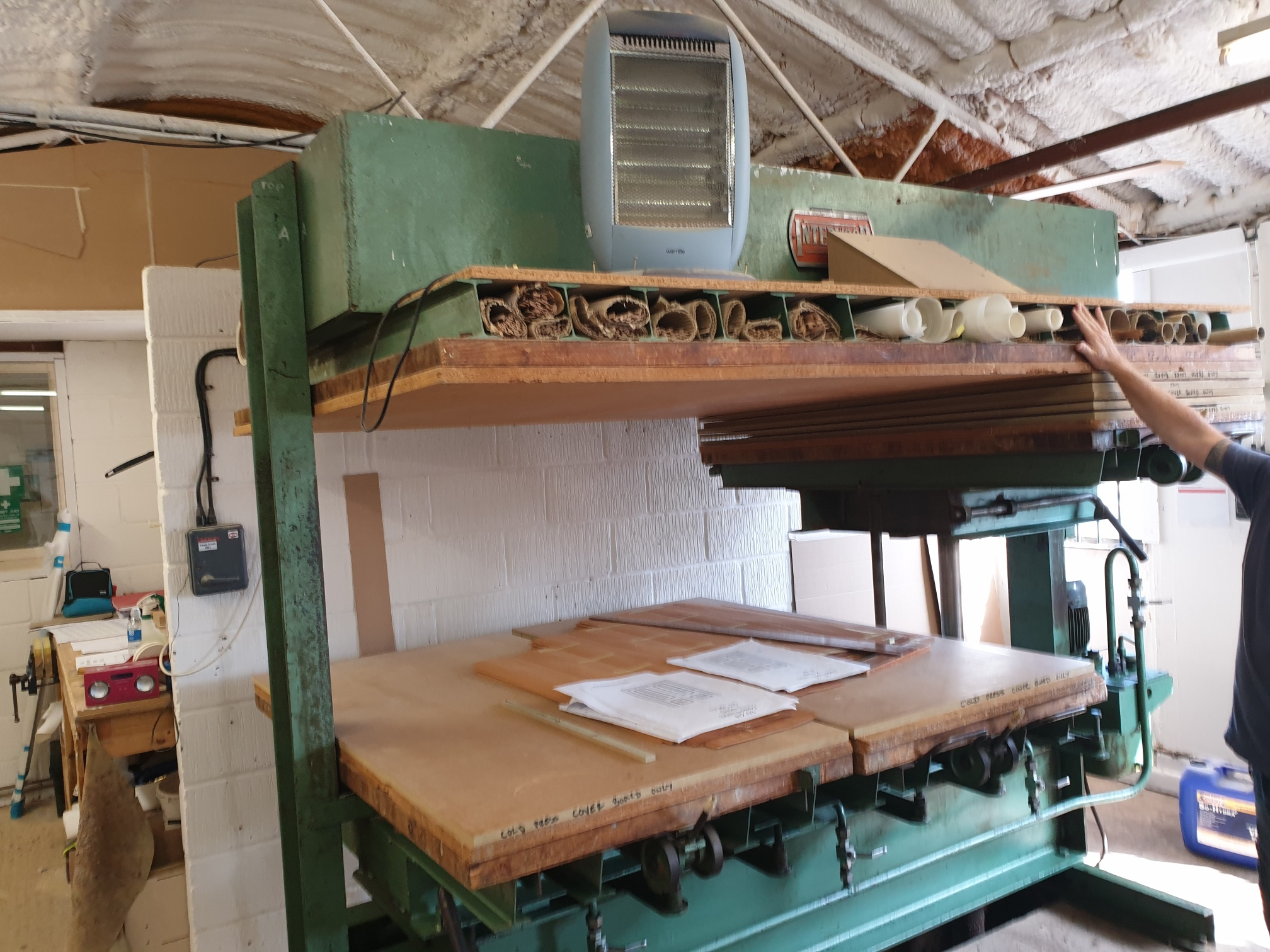 Interwood Press FHU