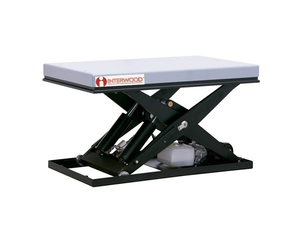 Scissor Lift Table model IL2000 capacity 2000 Kg