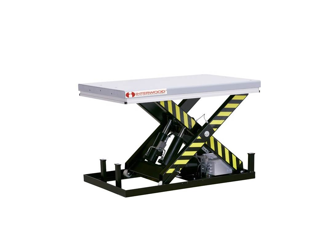 Scissor Lift Table model IL2000B capacity 2000 Kg