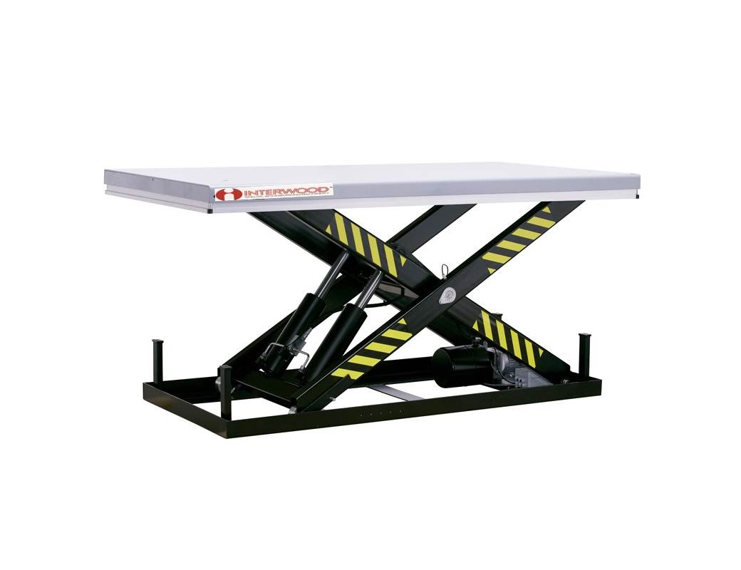 Scissor Lift Table model IL2000BBS capacity 2000 Kg