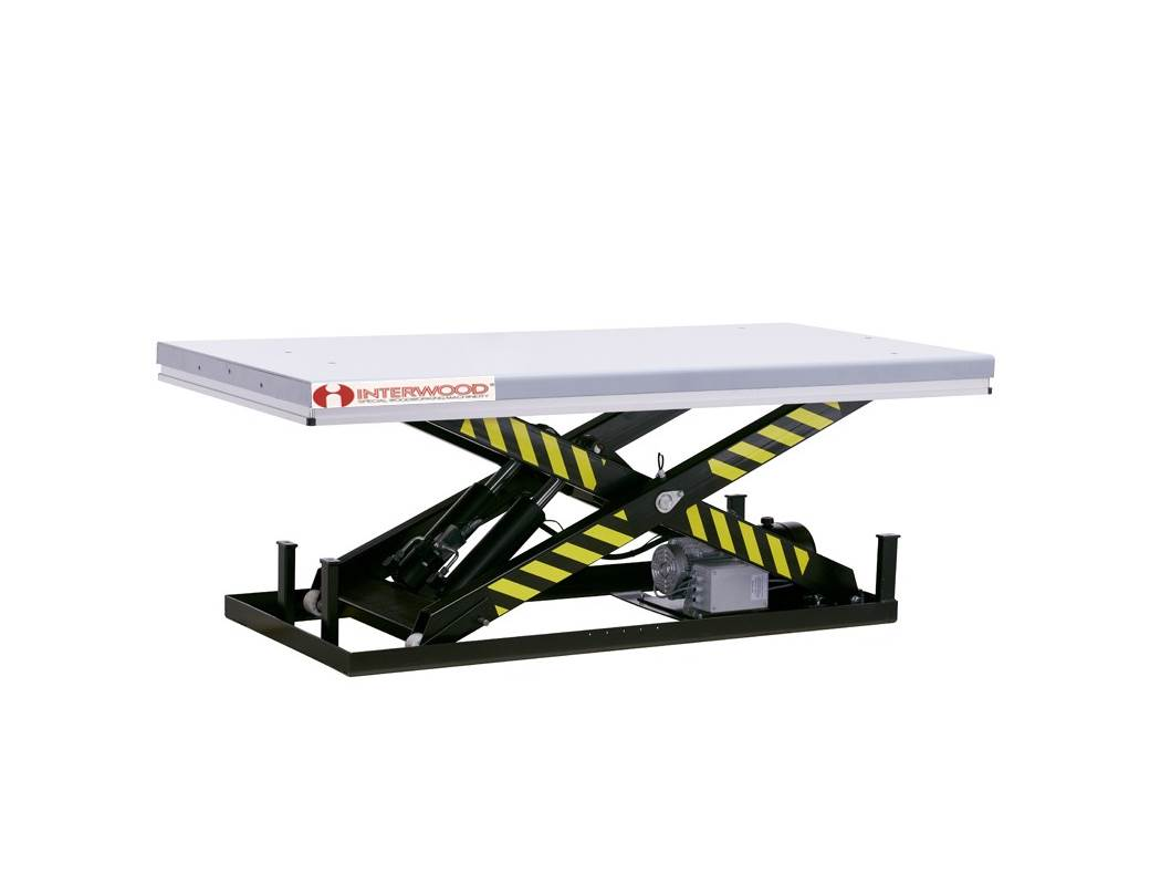 Scissor Lift Table model IL2000SB capacity 2000 Kg