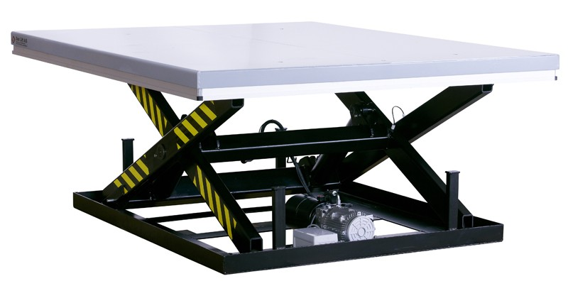 Scissor Lift Table model IL3000BBS capacity 3000 Kg