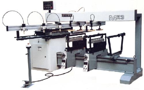 INTERWOOD MZ3 Boring Machine