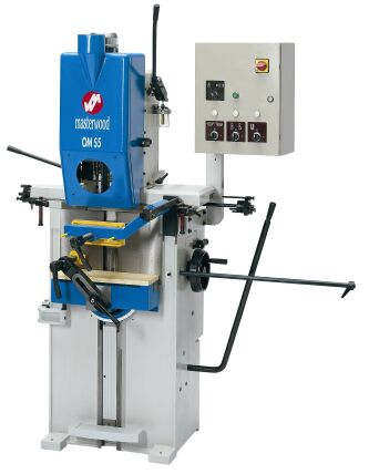 MASTERWOOD OM S Series Mortiser