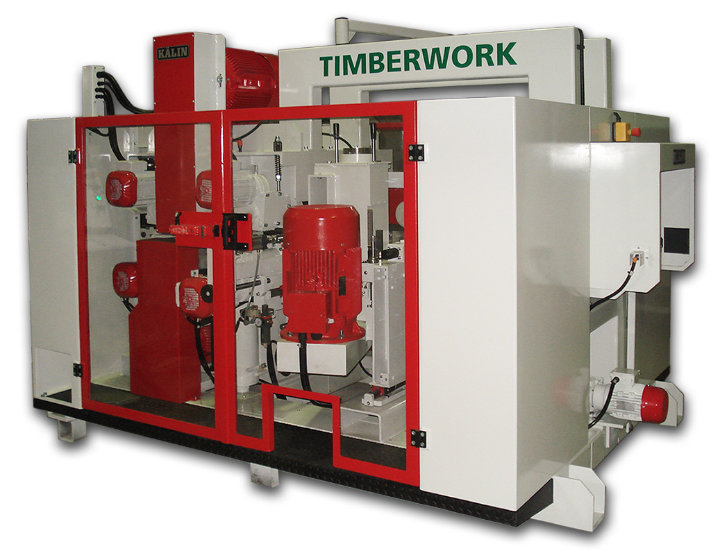 TIMBERWORK 4 Sided Planer
