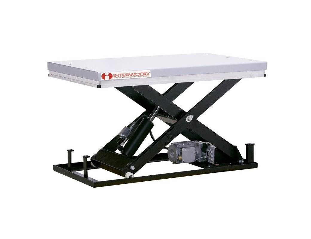 Scissor Lift Table model TT1500 capacity 1500 Kg