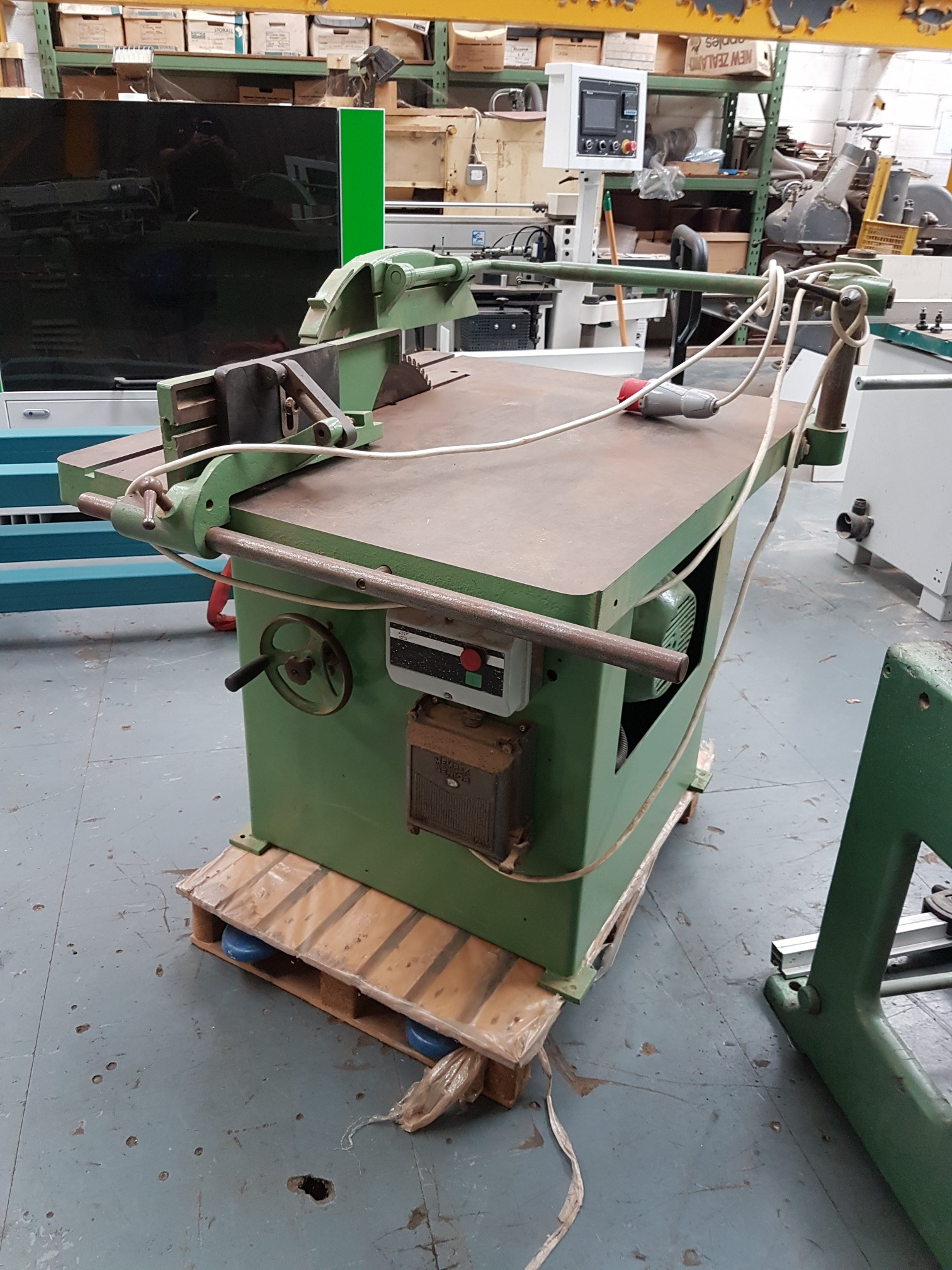 Used Rip Saw Startrite 165 For Sale Allwood Essex